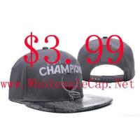 Quality 2012 Champions Snapback Hats, Adjustable Caps for sale