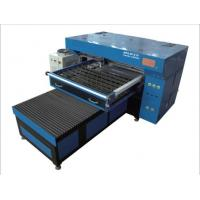 China Die Board Maker Laser Cutting Machine With Pneumatic Splint And Upper Plate Rolling Device on sale