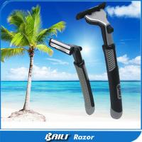 Quality Supermarket System Razor Plastic Twin Blade Replacement Refill for sale
