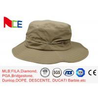 Buy cheap Summer Sunshade Leisure cap Khaki Unisex For Outdoor Enthusiasts from wholesalers