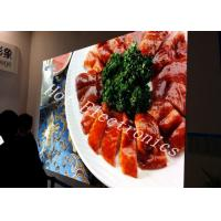 Quality Indoor Led Advertising Screen P2 Small Pixel Pitch LED Screen 5000Hrs MTBF for sale