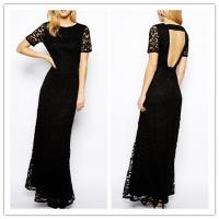 Quality Woman fahsion lace sex Maxi Dress, party dress, night dress for sale