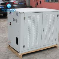 Quality Floor Standing Mounting Cold Room Condensing Unit Outdoor Box Type for sale