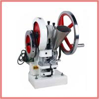 Quality Electric Single Punch Tablet Press Machine 6000 Tablets  / Hour Easy To Operate for sale