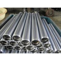 Quality High Strength Steel hollow piston rod , Chrome Hard Chrome Plated Rod OEM for sale
