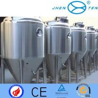 Buy cheap 100L Laboratory Equipment Stainless Fermentation Tank CIP Cleaning Device product
