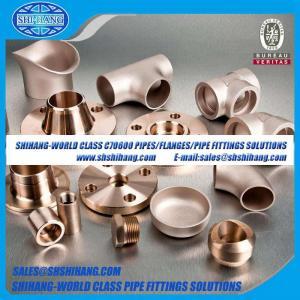 copper nickel UNS C70600 CUNI 9010 flange Solid Welding Neck Flange-ASME B16.5