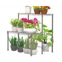 Quality Unique Decorative Outdoor Furniture Plant / Flower Display Rack 50 * 60 * 60CM for sale