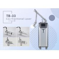 """Quality 10600nm Co2 Fractional <strong style=""""color:#b82220"""">Laser</strong> Skin Resurfacing Machine , Vaginal Tightening Machine for sale"""