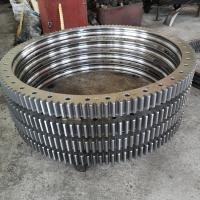 Buy cheap SH430 excavator swing bearing slewing ring bearing (1464*1192*135mm)for Sumitomo from wholesalers