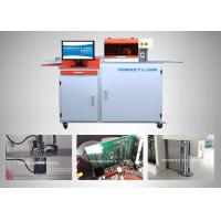 China Full Automatic Channel Letter Bending Machine , Sheet Metal Bending Machines For Sale on sale