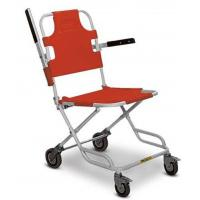 Quality Folding Stainless Steel Stair Chair Stretcher Movable With Four Castors for sale