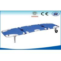 Quality Mobile Ambulance Stretcher Trolley For Hospital Patient Rescue for sale