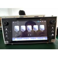 China 2 Din Android Special Car DVD GPS navigation for Toyota Camry 2007-2011 with IPS HD Capacitive touch Screen on sale