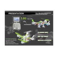 Quality 2015 New item!  4CH RC  Quadcopter with Camera,with Real-time Transmission Aerocraft for sale