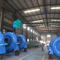 Quality High Efficiency 600kw to 10mw High And Low Voltage 380v - 35kv Francis Turbine Generator Unit For HPP for sale
