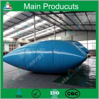 Quality 1m3 - 10m3 Pillow/ Onion/ Inflatable Type Water Storage Tank Soft Tarpaulin Water Tank for sale