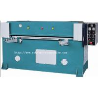 Buy cheap High Precision Plastic Sheet Cutting Machine With Centralized Lubricating System product
