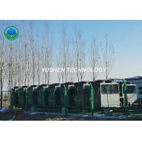 Quality High Temperature Heat Pump Heating And Cooling System For Residential Community for sale