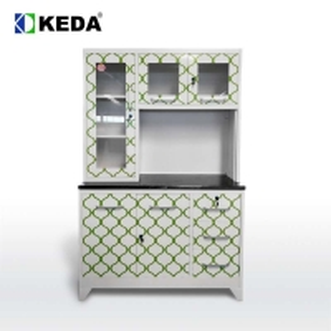 Quality 0.4 CBM 430mm Depth Kitchen Storage Cabinets for sale
