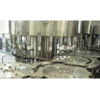 Quality 24 heads RO, pure automatic water bottling filling machines, liquid filler machinery for sale