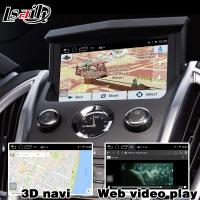 Buy Cadillac SRX CUE car video interface mirror link Car Multimedia Navigation at wholesale prices