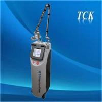 """Quality Medical Co2 Fractional <strong style=""""color:#b82220"""">laser</strong> stretch mark removal machine Wind cooling CE approved for sale"""