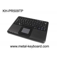 Quality All-in-one desktop industrial mini plastic computer keyboard with touchpad for sale