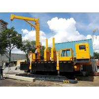 Quality Concrete Hydraulic Pile Driving Machine , Pile Foundation Drilling Machine for sale