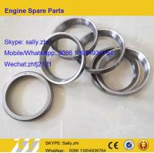 Quality brand new  04AL606 Insert Valve Seat , 4110001005058,  shangchai engine parts  for shanghai  C6121 engine for sale