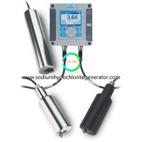 Quality Hash CL17 Online Residual Chlorine Analyzer For Sodium Hypochlorite Dosing System for sale