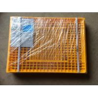 China Plastic circulating chicken crates for animal transport cage on sale