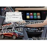 Quality Plug&Play Android Auto Interface GPS Navigation for Cadillac XT5 SRX XTS with Waze Yandex Youtube Mirrorlink for sale