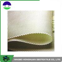 Quality Water Permeability Multifilament Woven Geotextile Stable High Puncture Resistance for sale