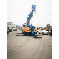 Quality 60T Heavy Crane arm for truck,60T Rotary Crane for Africa for sale