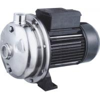 China Welding Impeller CPM Stainless Steel Submersible Pump / SS Centrifugal Pump on sale