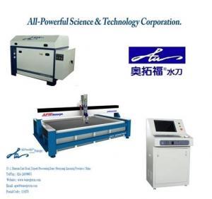 China CNC Ultra-high Pressure Water Jet Machine on sale