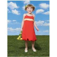 Quality Red Flower Girl Dresses for sale