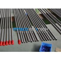 TP316L Seamless Hydraulic Tubing Bright Annealed 400 # Outside Polished