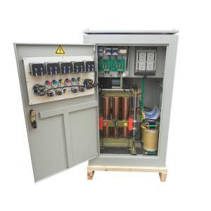 Quality 50KVA Ac Automatic Voltage Regulator Three Phase 380V 400V Customization for sale