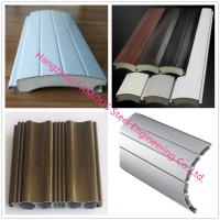 Quality Aluminum Insulated Roller Shutter Door With Customized Color For Carport Use for sale