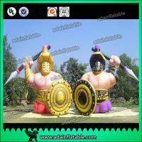 Quality Beer Advertising Inflatable Man Custom Inflatable Egypt Warrior for sale