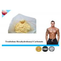 Buy cheap CAS 23454-33-3 Trenbolone Steroid Bodybuilding Trenbolone Hexahydrobenzyl Carbonate product