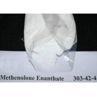Medical Anabolic Steroid Powder Methenolone Enanthate 100mg CAS 303-42-4