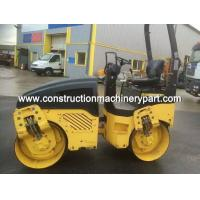 Quality Used Tandem Roller From Germany Bomag BW100AD-4 780 Hours 2010 Year for sale