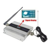 China Signal Booster | 3G UMTS 2100MHZ WCDMA LCD Repeater Set Cell Phone Mobile Signal Booster on sale