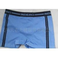 Quality OEM Spandex / Cotton Knitted Boxers Running Personalised Underwear for Men for sale