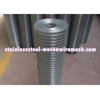 Quality Durable Stainless Steel Welded Wire Fabric , Stainless Steel Wire Mesh Panels for sale