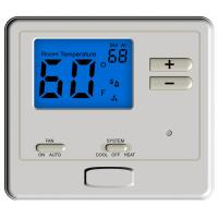 Quality 1 Heat 1 Cool Digital Gas Heater Thermostat Singel Stage For Home for sale