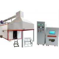 Quality ASTM E 1537 Heat Release Rate Tester / Large Calorimeter ISO 9705 for sale